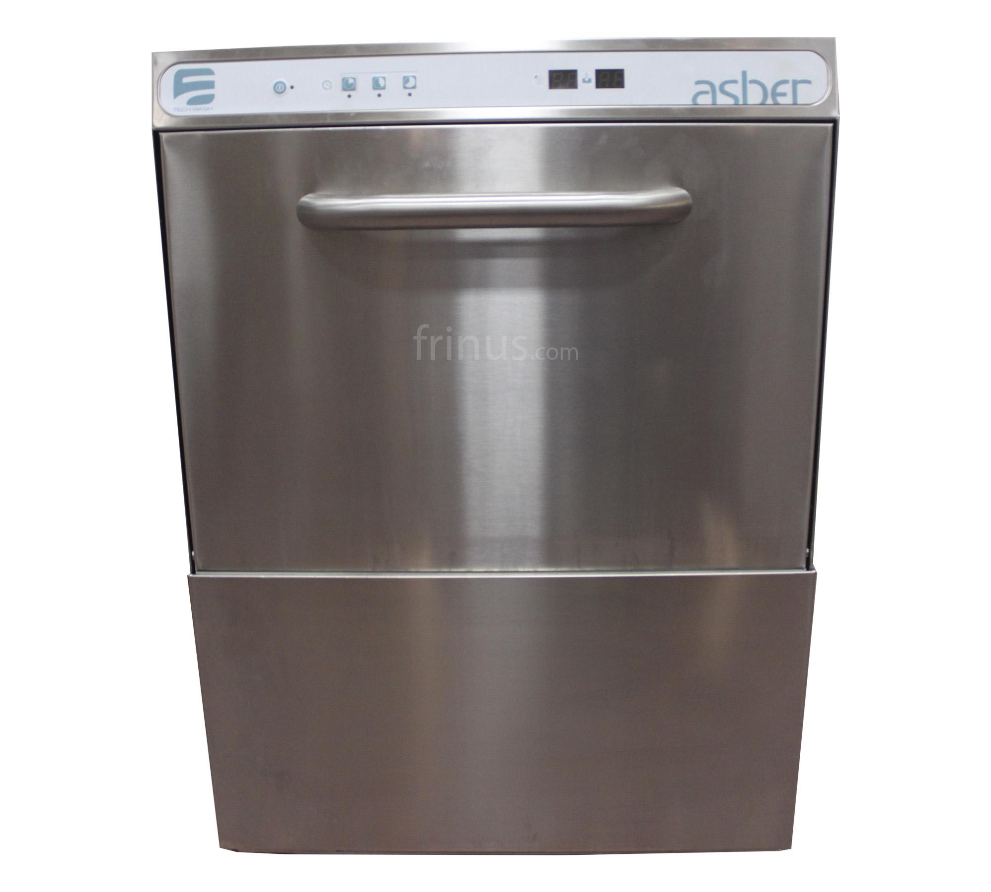 Lavavajillas de carga frontal asber maquinaria - Ofertas lavavajillas alcampo ...