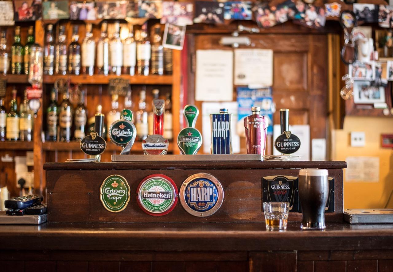 barra de bar maquinaria hosteleria frinus