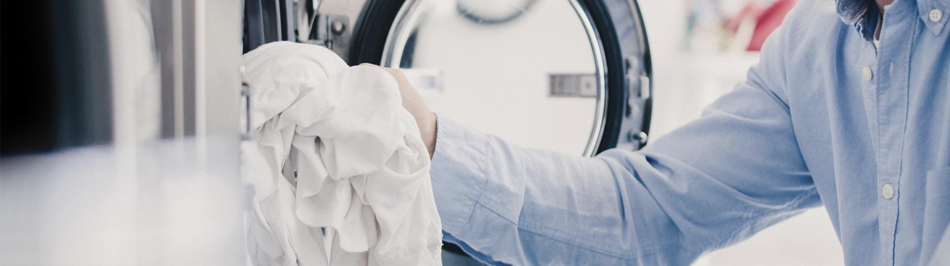 Maquinaria lavandería industrial